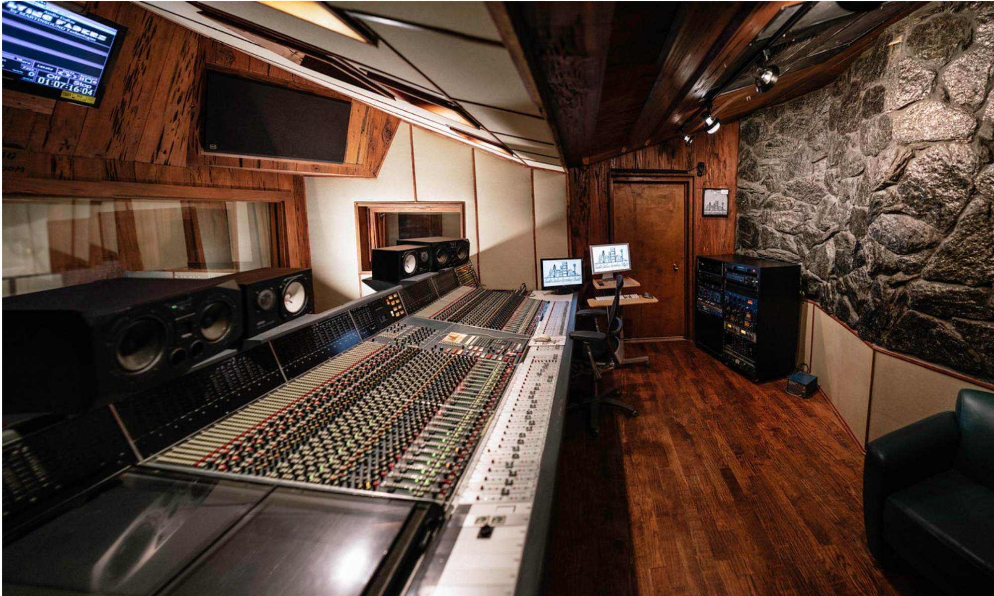 Audio Dallas Recording Studio